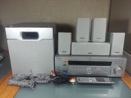 Sony STR K840P 5.1 Channel 100 Watt Receiver 5.1 Surround So