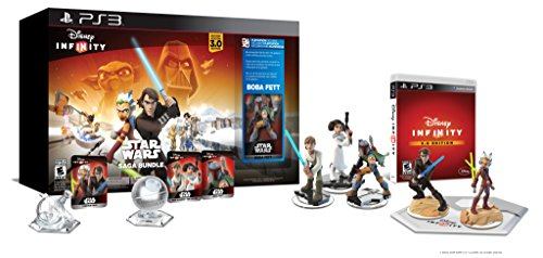 Disney Infinity 3.0 Edition: Star WarsTM Saga Bundle - PS3 (Star Wars Games For Ps3 compare prices)