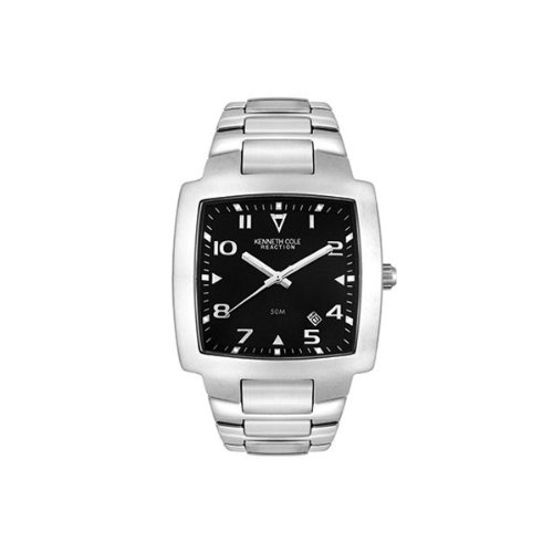 Kenneth Cole KC3611 Gents Analogue Silver Stainess Steel Bracelet