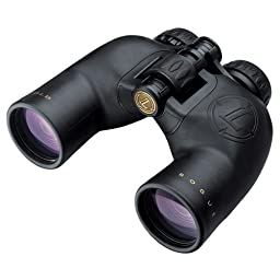 Leupold Rogue Porro Prism Binoculars, 10x42mm, Black