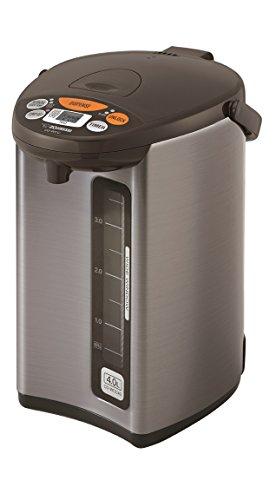 Zojirushi CD-WCC40 Micom Water Boiler & Warmer, Silver (Hot Water Boiler Dispenser compare prices)