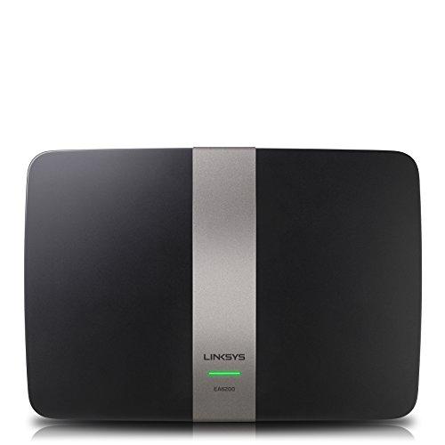 Linksys AC 900 Smart Wi-Fi Wireless Router (EA6200) - (Certified Refurbished)
