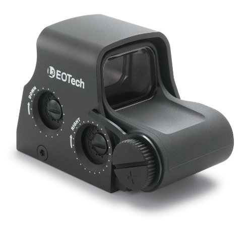 Eotech Transverse Red Dot Sight, Black, Fn Less Lethal Reticle Xps2-Fn