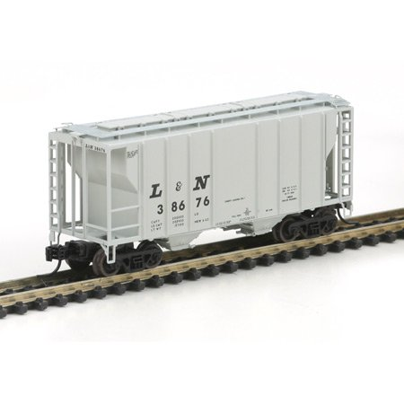 Athearn N Rtr Ps-2 2600 Covered Hopper Ln 2