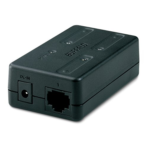 BUFFALO 3ポート コンパクトスイッチングハブ LSW-TX-3EP/CUB
