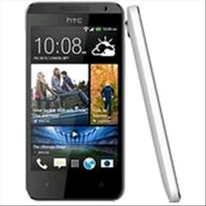 HTC Desire 601 Smartphone débloqué (Ecran: 4.5 pouces) Blanc (import Italie)