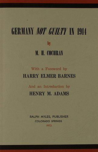 an introduction to the life of harry elmer barnes The genesis of the world war an introduction to the problem of war guilt by harry elmer barnes download read paperback lessons of my life by lord vansittart.