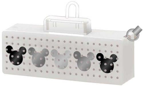 Disney Mupods Pods Mini Speaker Ball Chen For Ipod Monochrome (Japan Import)