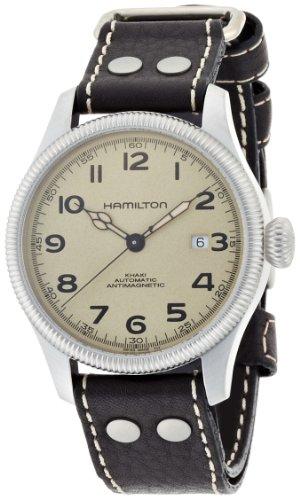 [ハミルトン]HAMILTON Khaki Pioneer Automatic (カーキ パイオニア オート) H60455593 メンズ 【正規輸入品】