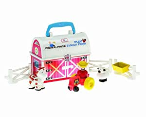 Fisher-Price Little People Play 'n Go Farm
