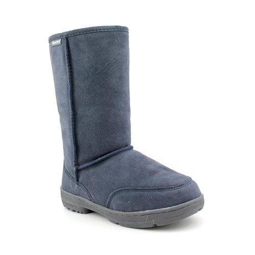 Bearpaw Meadow Womens Size 9 Blue Suede Winter Boots UK 7 EU 40
