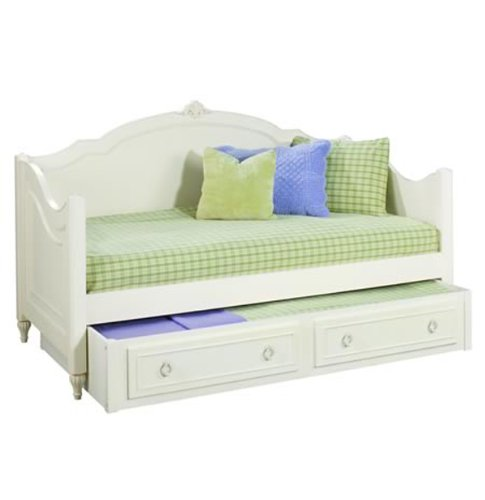 Cheap Legacy Classic Kids Enchantment Twin Day Bed wTrundle Bedroom Set (B007JG333Y)