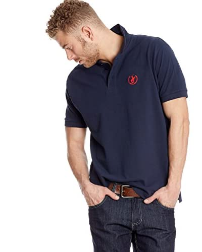 Polo Club Polo Custom Fit Logo Small [Blu]