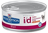 Hill's Diet i/d Feline Gastrointestinal Health Canned Cat Food (24 - 5.5oz cans)