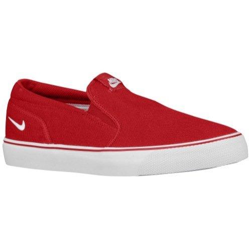 Nike slip on uomo Toki Slip TXT red (44.5)