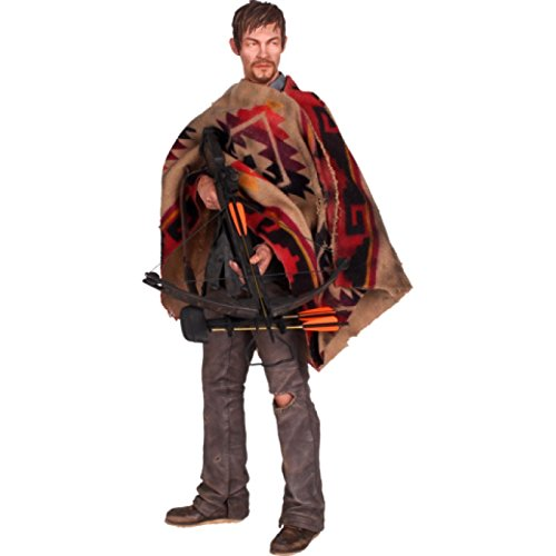 the-walking-dead-statua-1-4-daryl-dixon-46-cm-gentle-giant