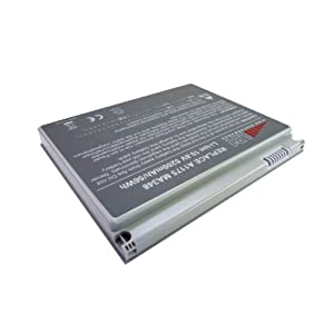 """LB1 High Performance Battery for Apple A1175 A1211 A1226 A1260 A1150 MacBook Pro 15"""" Laptop Macbook [6 Cell 10.8V 5600mAh] 18 Months Warranty"""