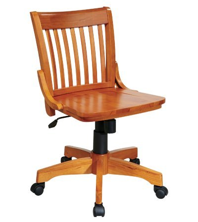 White Wood Chair front-1075706