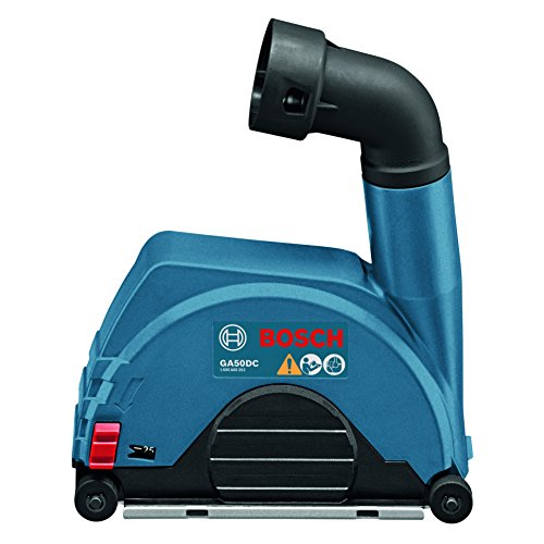 Bosch GA50DC  Small Angle Grinder Dust Collection Attachment, 4-1/2