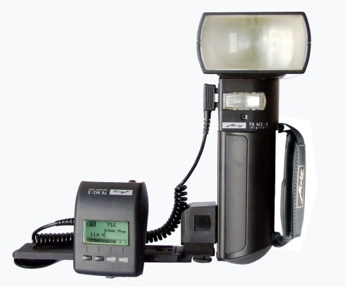 Metz 76 MZ-5 Digital Flashgun with NiMH Battery Black Friday & Cyber Monday 2014