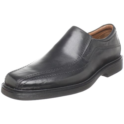 Johnston & Murphy Men's Penn Slip-On,Black,10.5 M US