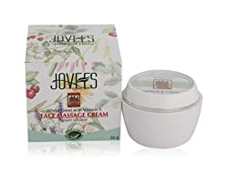 Jovees Wheatgerm With Vitamin E Face Massage Cream (50g)