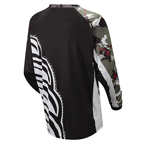 Tenn Mens Burn MTB/Downhill Cycling Jersey