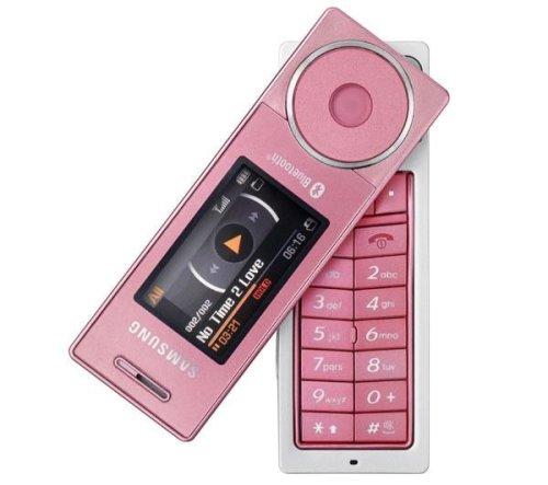 Samsung SGH - X830  in PINK - SIM FREE mobile phone