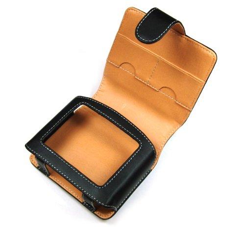 OTB Tasche Leder für TomTom ONE V2 / V3