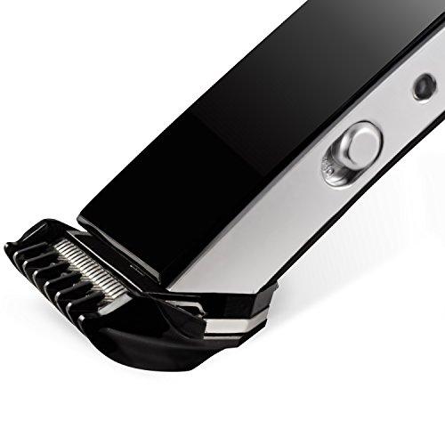 modern man cordless hair trimmer best professional grade. Black Bedroom Furniture Sets. Home Design Ideas
