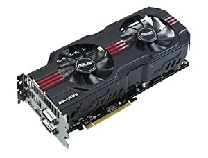 ASUS GTX580 DCII with 782MHz Factory Overclocked and Dual Fan DirectCU Fansink Video Card ENGTX580 DCII/2DIS/1536MD5