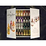 Anthon Berg Liquor Filled Dark Chocolate Liquer Bottles 64ct - New 2012 Flavors - Gift Set