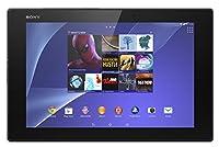 Sony Xperia Z2 4G LTE Tablet, Black 10.1-Inch 32GB (Verizon Wireless) by Sony