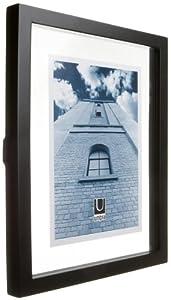 Umbra Floater 5 X 7-Inch Frame, Black