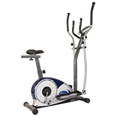 Buy Body Champ BRM3671 Cardio Dual Trainer by Body Max
