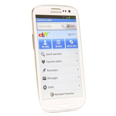 Samsung i9305 Galaxy S3 LTE 16GB Vodafone-Edition ohne Vertrag marble-white