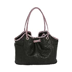Audrey Orchid Diaper Bag