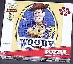 Disney Toy Story Woody 100 Piece Jigsaw Puzzle