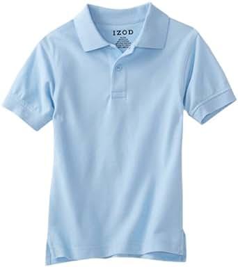 Izod Big Boys 39 Uniform Short Sleeve Polo Polo