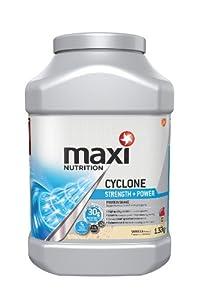 MaxiNutrition Cyclone - Vanilla, 1.32 kg