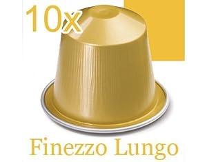 Nespresso Finezzo Lungo Capsules (Nespresso Machines - 10 capsules)