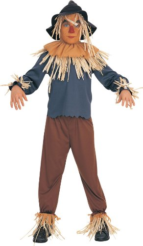 Wizard of Oz Child's Scarecrow Costume, Large