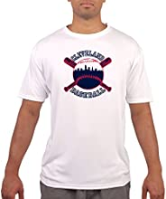 My City - Cleveland Baseball UPF Performance T-shirt