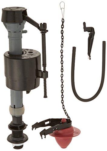 Fluidmaster 400CR Toilet Fill Valve And Flapper Repair Kit 039961000736 T