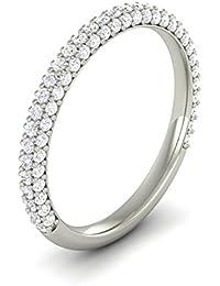Novel Jewels Sterling Silver Designer Ring For Women