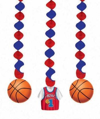 All-Star Basketball Danglers'
