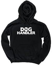HippoWarehouse Dog Handler unisex Hoodie hooded top