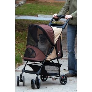 Happy Trails Pet Stroller by Pet Gear