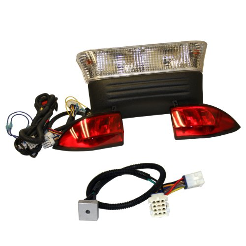 Pro-Fit Pf030Pkg Basic Gas Light Kit Package For Club Car Precedent