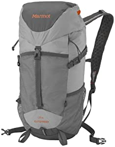 Marmot Ultra Kompressor Pack, Grey, One